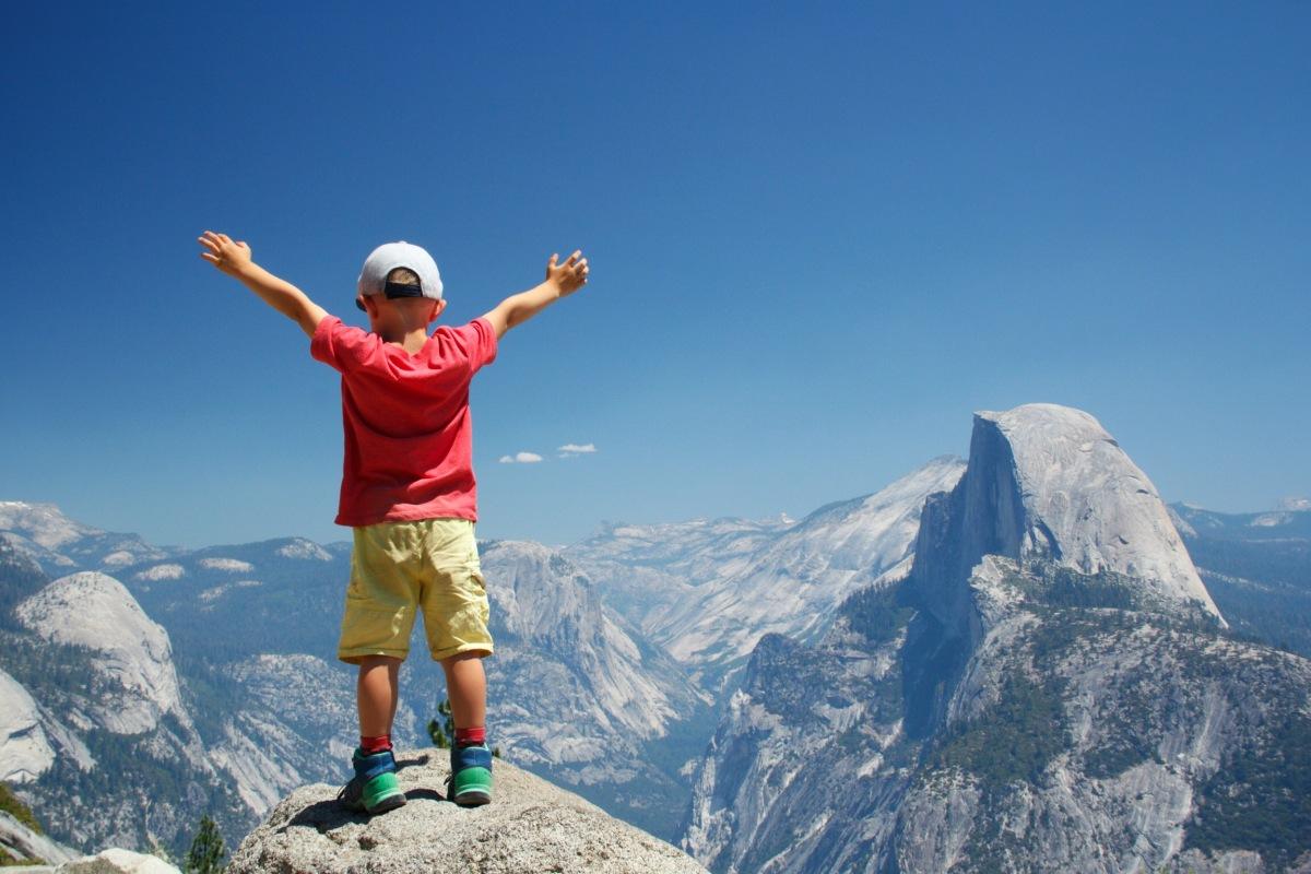 Auf Umwegen in den YosemiteNationalpark