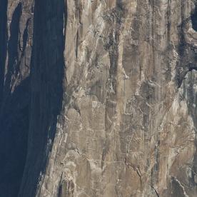 Die Kanten des El Capitan