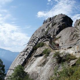 Wanderung auf den Morro Rock